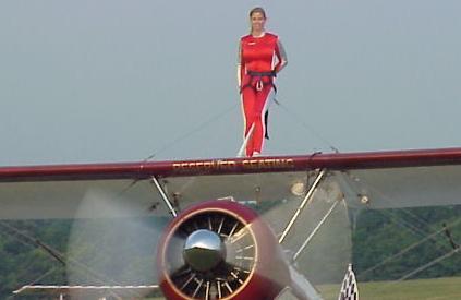 Flying Circus Aerodrome - Jane Wicker