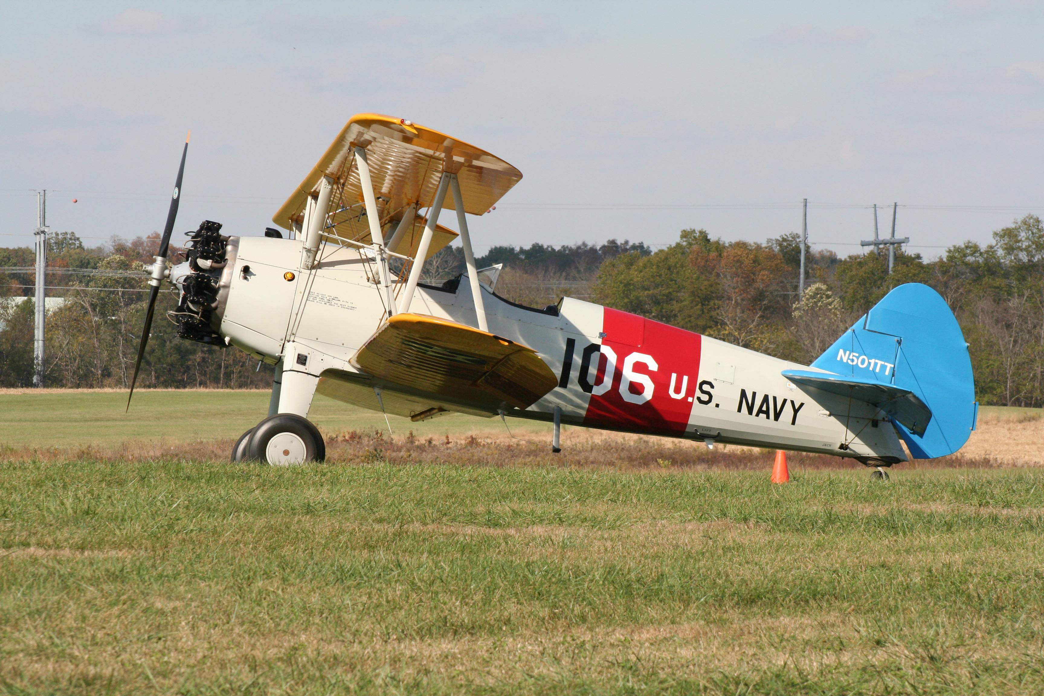 Flying Circus Aerodrome - History & Aircraft